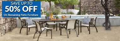 Tropitone Shoreline by Aluminum Patio Furniture Patio Sets The Great Escape