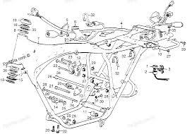1971 honda sl100 wiring diagram honda cb750 wiring diagram