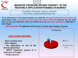 ewma 2013 ep430 negative pressure wound therapy is the routinely app u2026