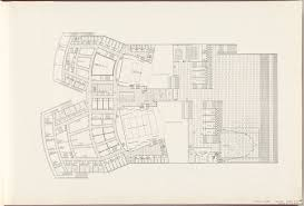 Sydney Entertainment Centre Floor Plan Sydney Opera House The Red Book State Archives And Records Nsw