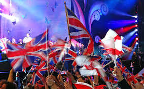 proms should be used to celebrate the uk in four part harmony