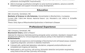 internship resume templates sle resume internship format of for students uniqueplate