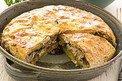 cuisine albanaise recette byrek albanie cahier de cuisine