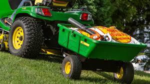 lawn tractors d100 series john deere us