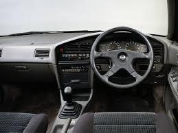 subaru legacy black interior subaru legacy rs turbo 1989