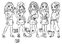 articles friend coloring pages preschoolers tag