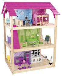 Dolls House Furniture Sets Interior Exciting Kidkraft Dollhouse For Kid Toys Ideas