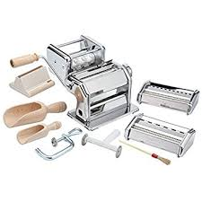 Italian Toaster Imperial Italian 505 Pasta Factory Gift Set Amazon Co Uk Kitchen
