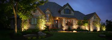 Vista Landscape Lighting Outdoor Lighting Johnson Lawn Landscape Inc