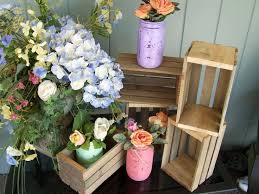51 best wedding reception decorations crates planters images on