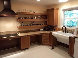 handicap accessible kitchen sink for inspiration accessible kitchen renewal design build decatur