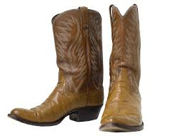 light colored cowgirl boots 1980 s retro shoes 80s dan post mens light brown classic cowboy