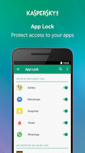 kaspersky mobile security premium apk kaspersky antivirus applock web security android apps on
