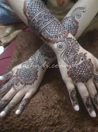 how to make mehndi design step by step how to put henna designs