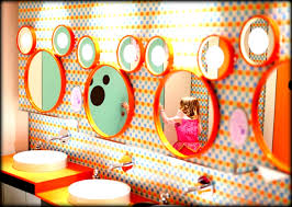 Mickey Bathroom Accessories by Decorate With Mickey Mouse Bathroom Mirror Products Homescorner Com