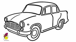 car old was gold how to draw a car files youtube