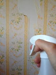 easy remove wallpaper for apartments easy all natural wallpaper removal tip use vinegar and hot