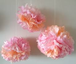 how to make tissue paper flowers craft tutorial s u0026s blog
