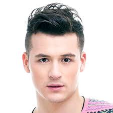 curly hair combover 2015 unique mens haircuts short sides long top comb over mens haircuts