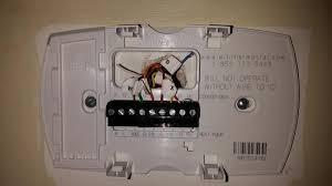need help with new honeywell thermostat doityourself com
