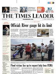 times leader 09 15 2011 flood insurance home insurance