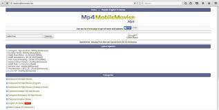 top 10 mobile mp4 movie download websites