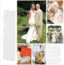 Magazine Wedding Programs Press Archive Stoneblossom