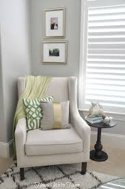 Yellow And Gray Accent Chair Accent Chair For Bedroom Home Living Room Ideas