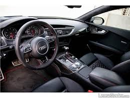audi rs7 lease audi rs7 4 0 tfsi sedan term lease