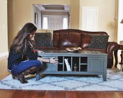 project house to home diy coffee table makeover u2013 konnor with a k