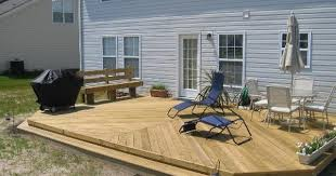 Backyard Deck Pictures by Small Backyard Deck Designs Cedar Multi Level Patio Deck With