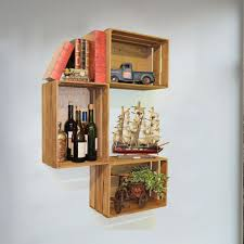 Wooden Crate Shelf Diy by Best 25 Crate Shelves Ideas On Pinterest Crates Bookshelf Diy
