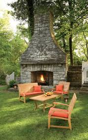 Outdoor Fire Place by 49 Best Outdoor Fireplace Images On Pinterest Outdoor Patios