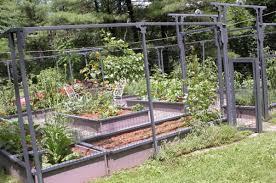 Deer Proof Fence For Vegetable Garden 20 Impressive Vegetable Garden Designs And Plans Interior Design