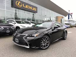 lexus rc 350 for sale 2015 used 2015 lexus rc 350 8a for sale northshore auto mall