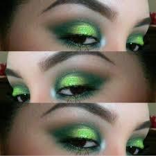 dramatic green makeup tutorial ft shany cosmetics and nyx youtube