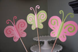 butterfly centerpieces butterfly centerpieces 9 pieces birthday butterfly
