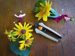 bouquet diy diy wedding bouquet idea for a fall wedding fiskars