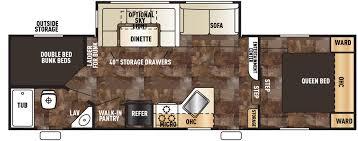 Fifth Wheel Floor Plans Cherokee Fifth Wheels Trailer Floor Plans Access Rv
