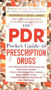 Physician S Desk Reference The Pdr Pocket Guide To Prescription Drugs By Physicians Desk