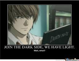 Death Note Meme - light from death note by lelerouge meme center