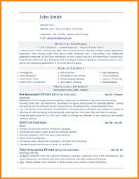 Resume Sample With Address by Resume Example Word Document Resume For Your Job Application