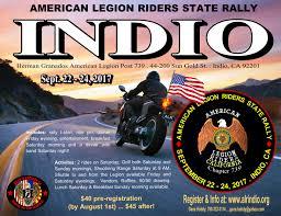 american legion riders department of california news
