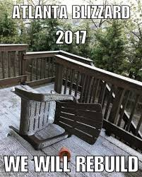 Atlanta Snow Meme - 19 downright funny memes you ll only get if you re from georgia