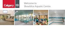 shouldice aquatic centre public swimming pool calgary alberta