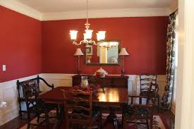 Red Dining Table by Red And Beige Dining Room Ideas Decorin