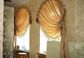 Curved Window Curtain Rods For Arch 30 Stunning Arched Window Curtains And Treatment Ideas