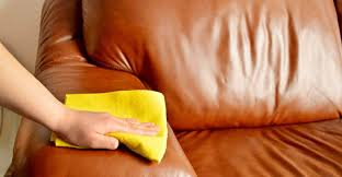 Clean Leather Sofa by Fancy Cleaning Leather Sofa With Leather Sofa Cleaning And Sofa