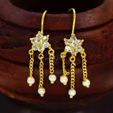 bugadi earrings flower bugadi sonchafa