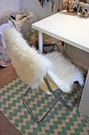 Ikea Faux Fur Throw Tesslyn U0027s Ikea Vanity